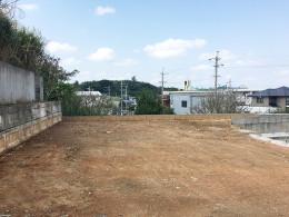 うるま市石川売土地