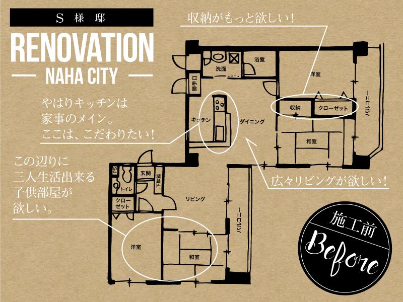沖縄リノベーション