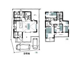 東風平建売住宅B号棟